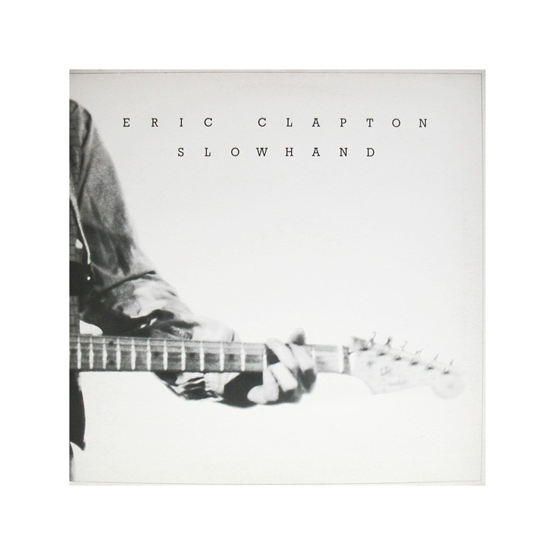 ERIC CLAPTON - Slowhand LP