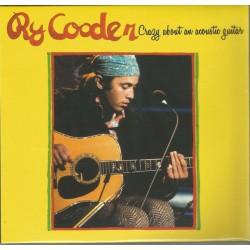 RY COODER - Crazy About An...