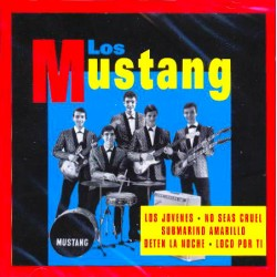 LOS MUSTANG - Singles...