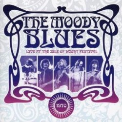 MOODY BLUES - Live At The...