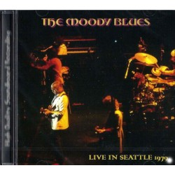 MOODY BLUES - Live In...