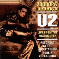 U2 (Band) - Zooropa 1993 At...