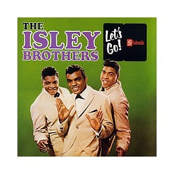 ISLEY BROTHERS - Let's Go CD