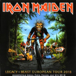 IRON MAIDEN - Legacy Of The...