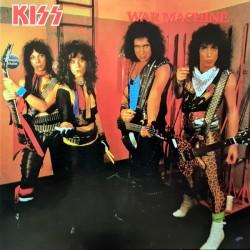KISS - War Machine CD