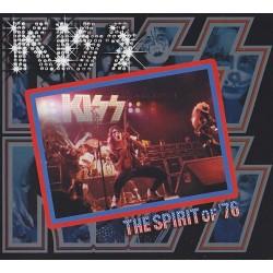 KISS - The Spirit Of '76 CD