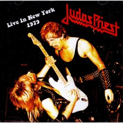 JUDAS PRIEST - Live In New...
