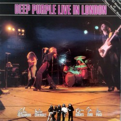 DEEP PURPLE - Live In...