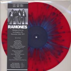 RAMONES – Whiskey A Go-Go, Los Angeles, Ca, November 24th, 1977