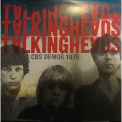 TALKING HEADS - CBS Demos 1975 LP