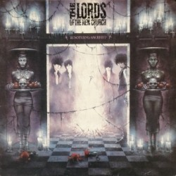 LORDS OF THE NEW CHURCH - Is Nothing Sacred? LP