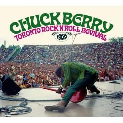 CHUCK BERRY - Toronto Rock...