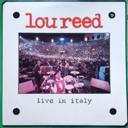 LOU REED - Live In Italy LP