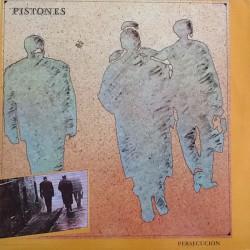 PISTONES - Persecución LP