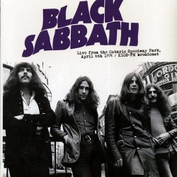 BLACK SABBATH ‎– Live From...