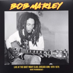 BOB MARLEY - Live At The...