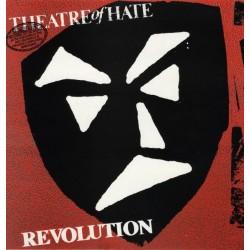 THEATRE OF HATE - Revolution LP