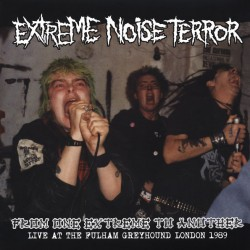 EXTREME NOISE TERROR - From...