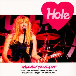 HOLE - Heaven Tonight LP