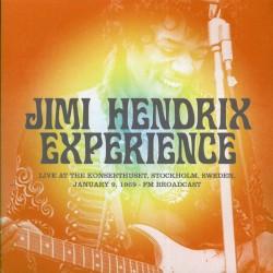 JIMI HENDRIX EXPERIENCE -...