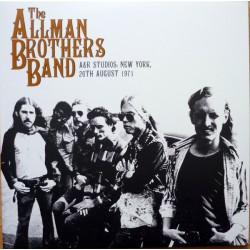 ALLMAN BROTHERS BAND - A&R...