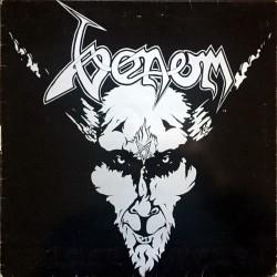 VENOM - Black Metal LP
