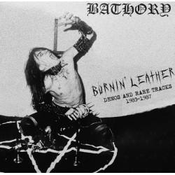 BATHORY - Burnin' Leather...