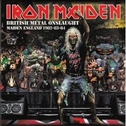 IRON MAIDEN - British Metal...