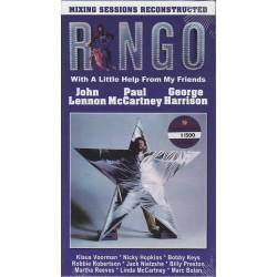 RINGO STARR - Mixing...