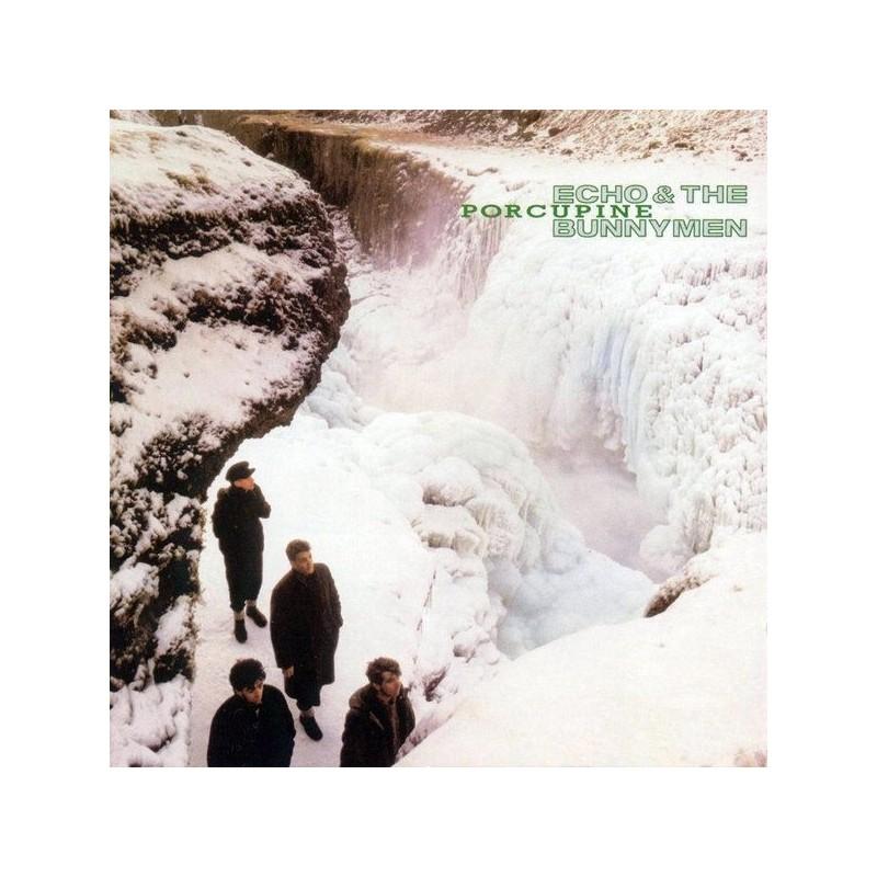 ECHO & THE BUNNYMEN - Porcupine LP