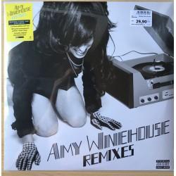 AMY WINEHOUSE - Remixes LP
