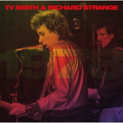 TV SMITH & RICHARD STRANGE...