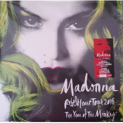 MADONNA - The Year Of The...