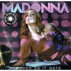MADONNA - As Good As It...