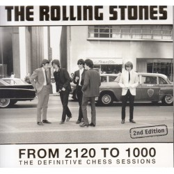 ROLLING STONES - From 2120...