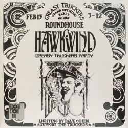 HAWKWIND - Greasy Truckers...