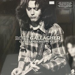 RORY GALLAGHER - Cleveland...