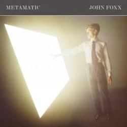 JOHN FOXX - Metamatic CD