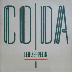 LED ZEPPELIN - Coda CD