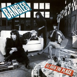 THE BANGLES - All Over The...