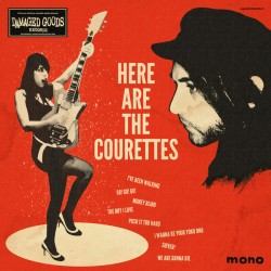 THE COURETTES - Here Are LP