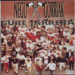 NEGU GORRIAK - Gure Jarrera LP