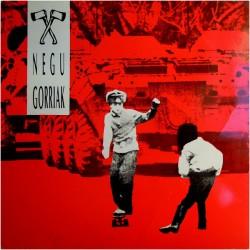 NEGU GORRIAK - Negu Gorriak LP