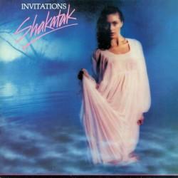 SHAKATAK - Invitations LP...