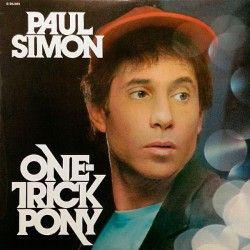 PAUL SIMON - One Trick Pony...