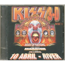 KISS - Rock Of Nations Disc...