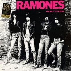 RAMONES - Rocket To Russia LP