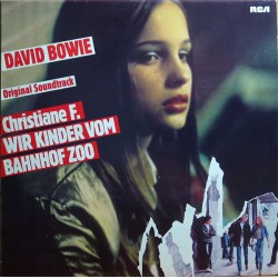 DAVID BOWIE - Christiane F LP