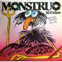 V/A - Monstruo, 30 Exitos...