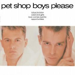 PET SHOP BOYS - Please LP...